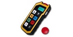 hetronic 8 buton ekranlı vinç kumandası